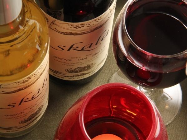 スカラオリジナルラベル イズツワイン2