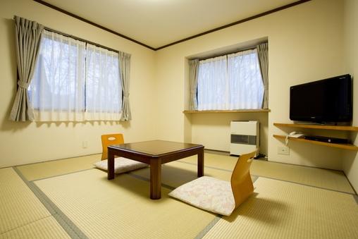 和室8畳 Japanese Style Room
