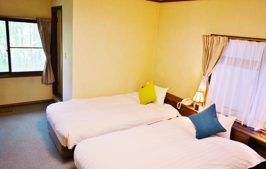 トリプルベッドルーム Triple Bed Room