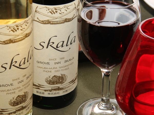 スカラオリジナルラベル イズツワイン1