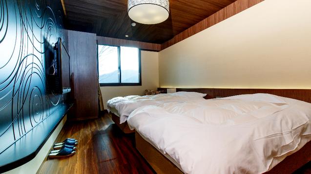 スタンダード洋室(18平米・バストイレ有)