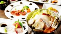海鮮鍋(イメージ)