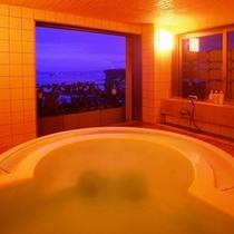 家族風呂【海鳴の湯】ジャグジー