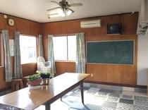 簡易キッチン&談話室