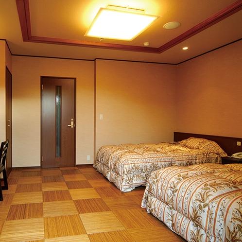 [別邸]ツインベッドルーム