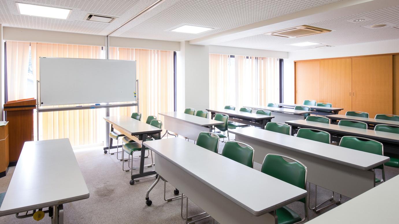 *【会議室】研修や合宿にご利用くださいませ。