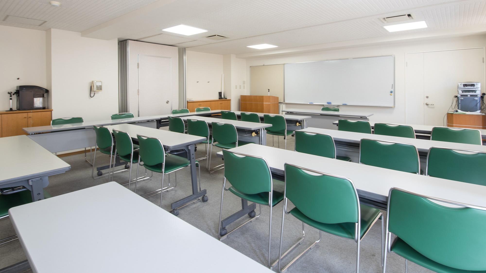 *【会議室】最大30名様までご利用可能です。