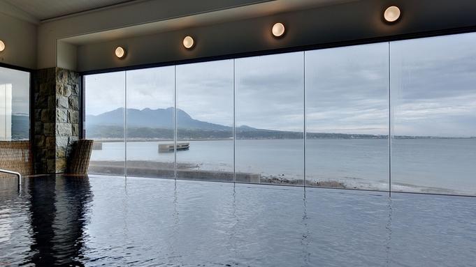 【原城プラン】海が一望!南島原の恵みを満喫★二食付スタンダード
