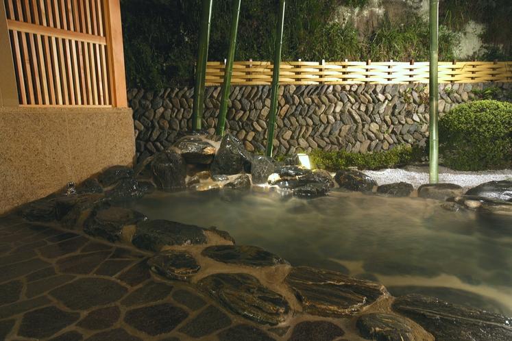 貸切風呂 椿の湯