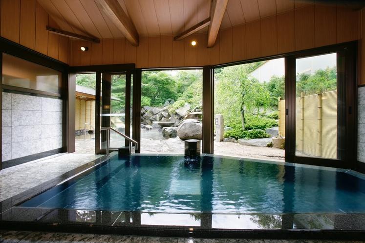 和風の宿本館 庭園露天風呂