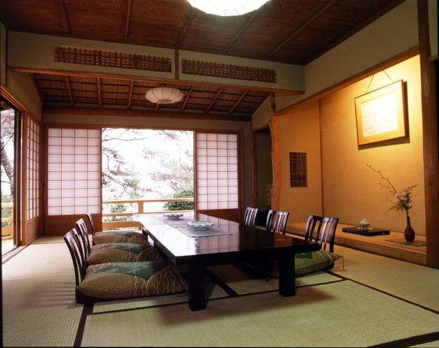 横山大観 特別室