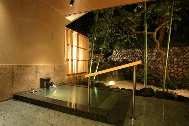 別館大観荘 貸切風呂