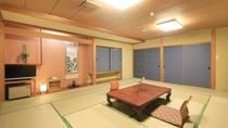 和室/畳敷きだからゆったりのびのび♪