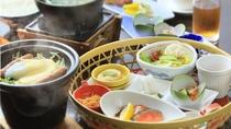 手造りと旬の味覚に拘った和朝食 ※一例