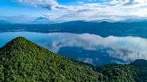 夏の洞爺湖