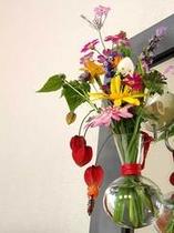 お部屋のお花3