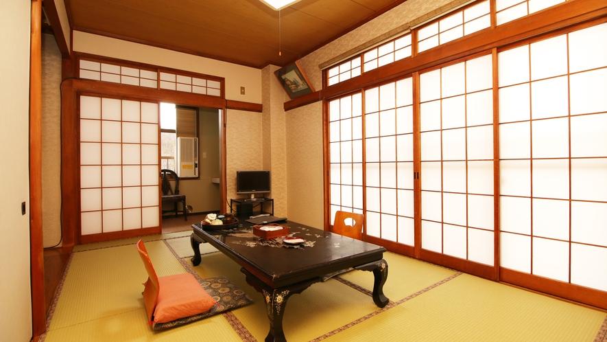 【村雨】落ち着いた雰囲気の和室8畳