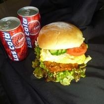 ビッグハンバーガーその2