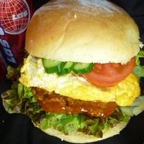 ビッグハンバーガーその1