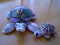 【ハイサイ♪】貝殻アート⑪