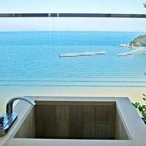 【露天風呂付】和室 浴室