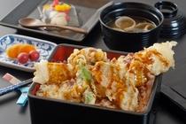 太刀魚天丼(一例)