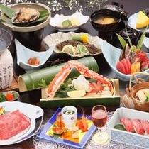 【特選コース】最高の食材で旬を味わう贅沢♪