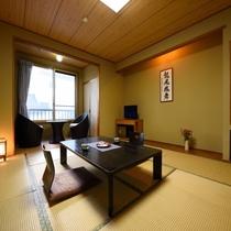 和室(ともえ亭)