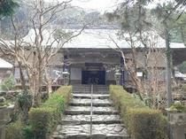 深川湯本大寧寺