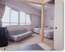 【客室】和洋室(バス・トイレ付)の一例