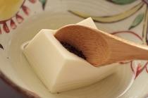 豆乳豆腐をひとさじ