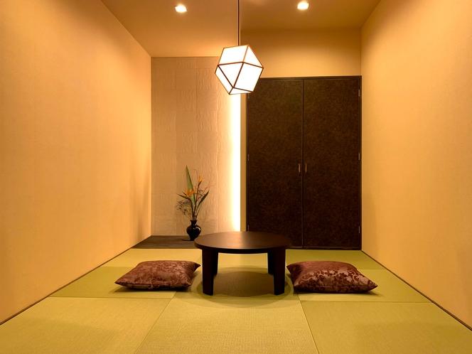 草枕の間(露天風呂付客室)