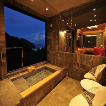 アジト風呂(正方形)