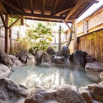 【特別室】専用露天風呂