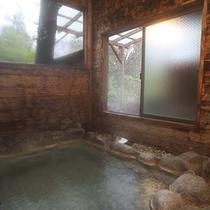 霧の湯 内湯