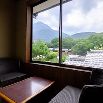 12畳(6畳+6畳 2間続き)和室 客室からの眺め