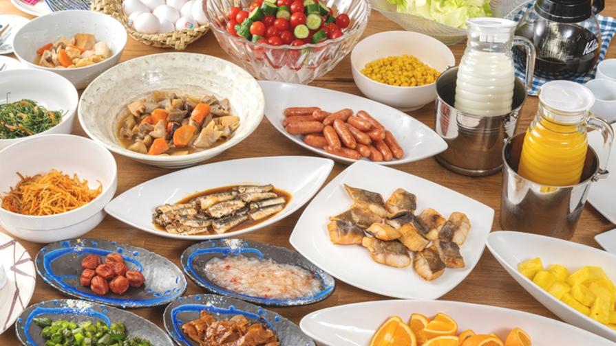 【朝食付きプラン】チェックインは22時までOK!朝は知床産焼き魚×セミバイキングでエネルギーチャージ