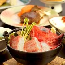 【小鍋】その時期に合わせた知床産魚を小鍋で。冷え切った身体が温まる一品です。