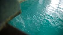 150年も滾々と湧き続ける馬頭温泉