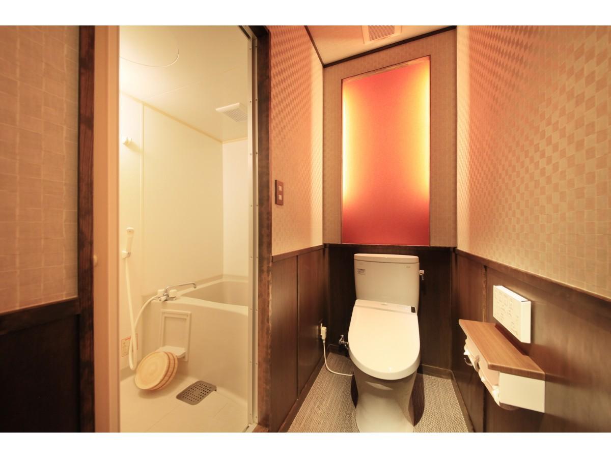2階リニューアル部屋(赤) 洗面2