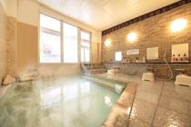 男性大浴場 浴室