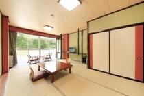 2階リニューアル部屋(赤) 室内1