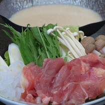 【秋】銘柄鶏の博多風水炊き