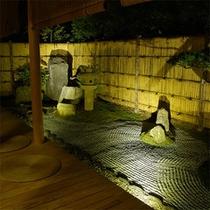 ■月詠・万葉<露天風呂付和洋室>/庭園