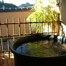 ■露天風呂付客室/露天風呂