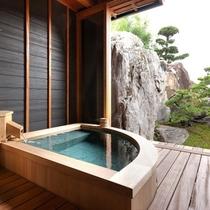 ■和樂<露天風呂付洋室>/露天風呂