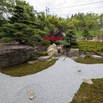 400坪の新エリア「別邸 神庭」に広がる日本庭園。