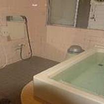 ゆっくりお休みの前に、女性専用共同風呂でリフレッシュ☆