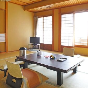 渡月 - ガーデンビュー◆15畳+温泉露天風呂◆