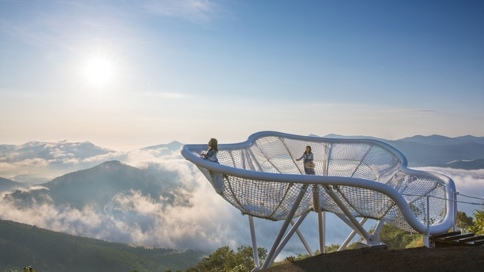 【スタンダード|朝食付】雲海テラスやファームなど北海道ならではの楽しみ満載(4-10月)